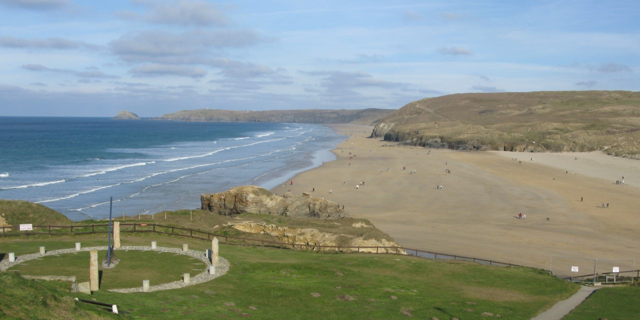 Local Beaches are amongst the best in Cornwall!